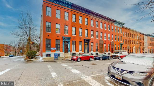 941 N Calvert Street, BALTIMORE, MD 21202 (#MDBA542136) :: Arlington Realty, Inc.