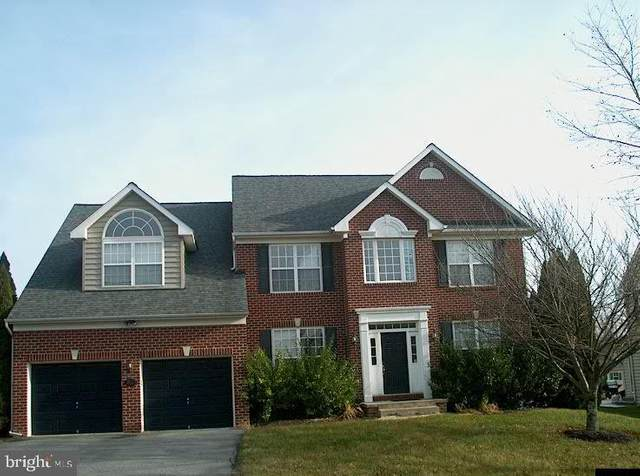 9533 Morning Walk Drive, HAGERSTOWN, MD 21740 (#MDWA178194) :: Network Realty Group