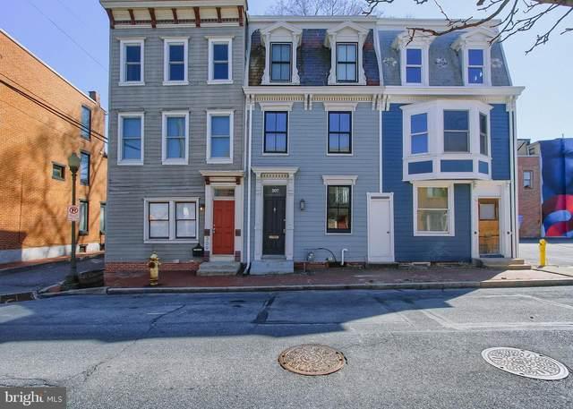 307 Herr Street, HARRISBURG, PA 17102 (#PADA130830) :: Iron Valley Real Estate