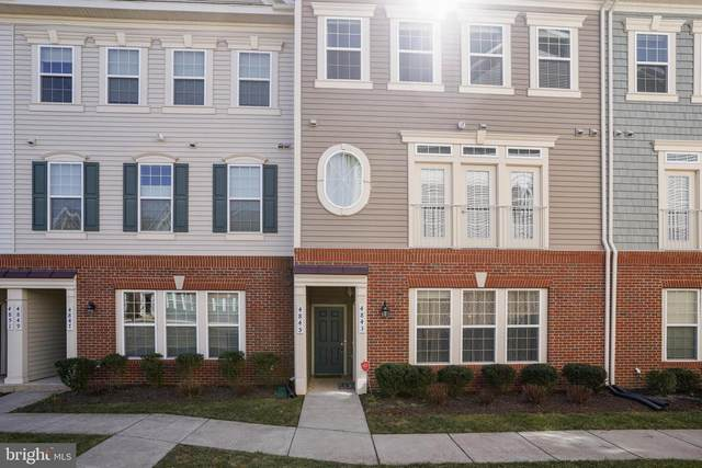 4843 Dane Ridge Circle, WOODBRIDGE, VA 22193 (#VAPW516430) :: Tom & Cindy and Associates