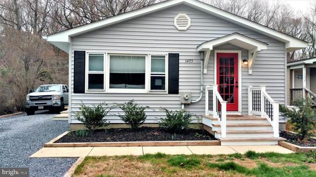 1435 Cox Neck Road, CHESTER, MD 21619 (#MDQA146954) :: Arlington Realty, Inc.