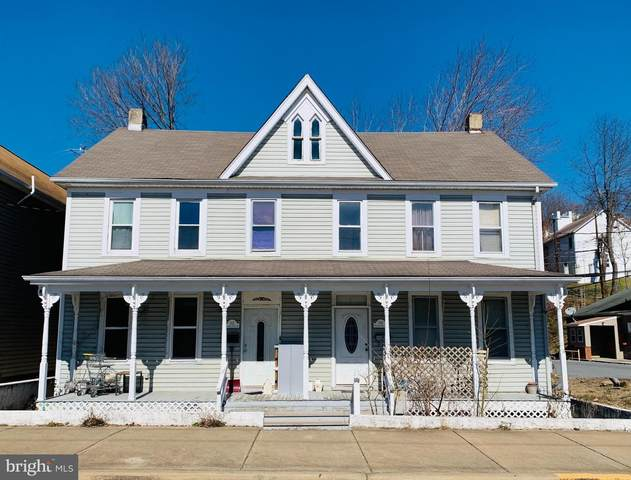 323 E Potomac Street, BRUNSWICK, MD 21716 (#MDFR278714) :: Shawn Little Team of Garceau Realty