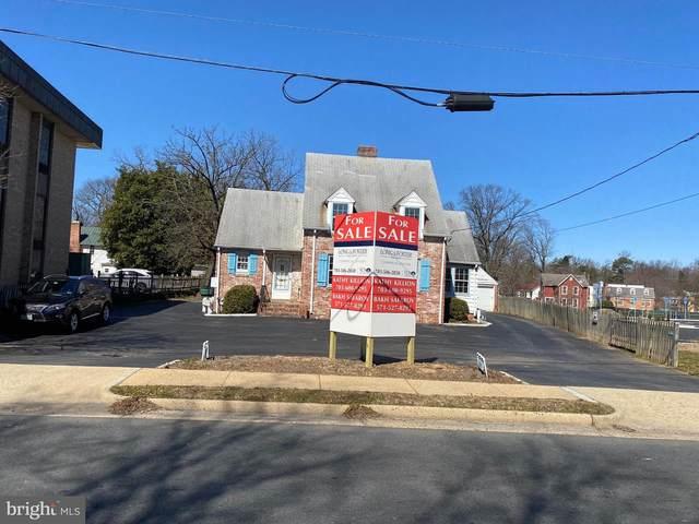 321 N Washington Street, FALLS CHURCH, VA 22046 (#VAFA111916) :: Arlington Realty, Inc.