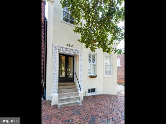 322 S Washington Street, ALEXANDRIA, VA 22314 (#VAAX256884) :: AJ Team Realty