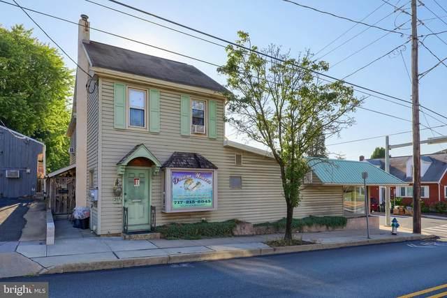 207 N Market Street, ELIZABETHTOWN, PA 17022 (#PALA178316) :: Iron Valley Real Estate