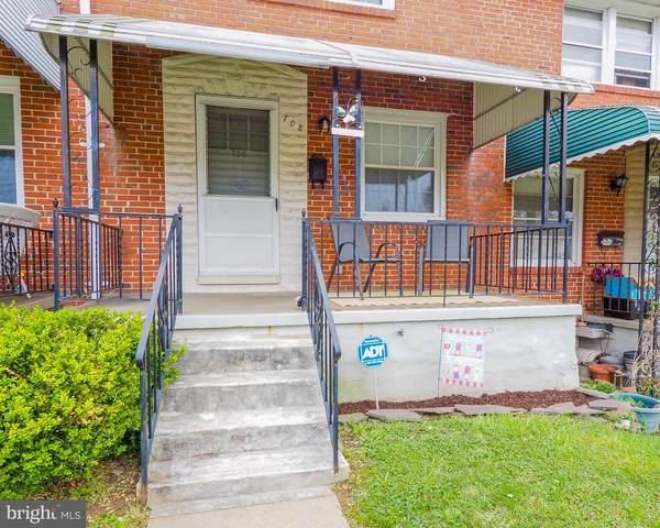 708 Primson Avenue, BALTIMORE, MD 21229 (#MDBA542188) :: Revol Real Estate