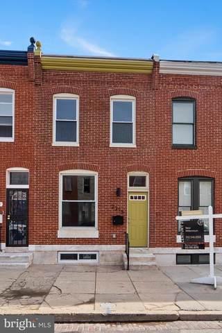 2215 E Chase Street, BALTIMORE, MD 21213 (#MDBA542190) :: Bob Lucido Team of Keller Williams Lucido Agency