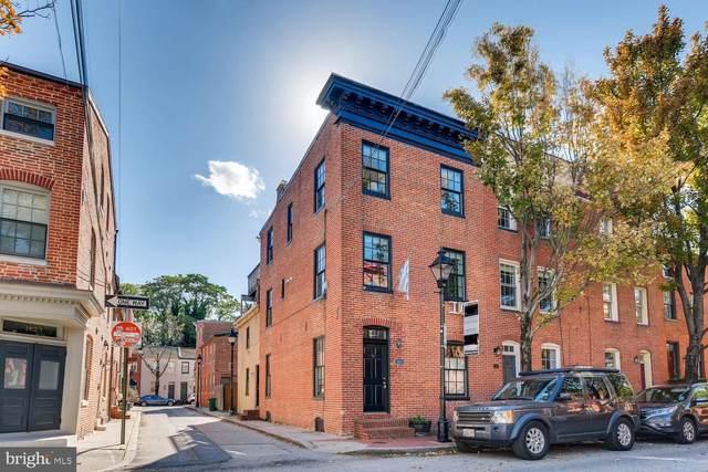 1621 Lancaster Street, BALTIMORE, MD 21231 (#MDBA542214) :: City Smart Living