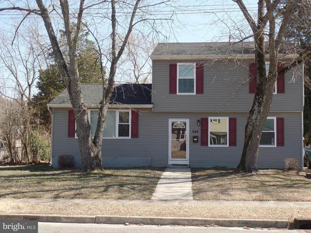 544 Frederick Street, WILLIAMSTOWN, NJ 08094 (#NJGL272146) :: Linda Dale Real Estate Experts