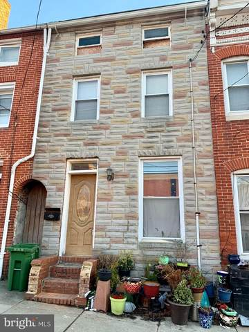 123 E Cross Street, BALTIMORE, MD 21230 (#MDBA542216) :: The MD Home Team