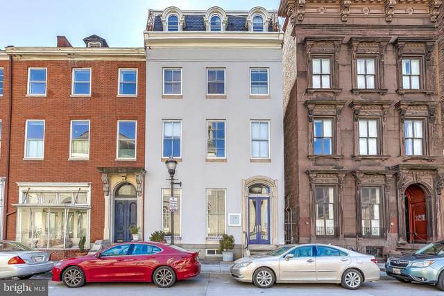 15 W Mulberry Street, BALTIMORE, MD 21201 (#MDBA542222) :: The MD Home Team