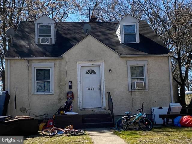 4026 Garden Ave, PENNSAUKEN, NJ 08109 (#NJCD414664) :: RE/MAX Main Line