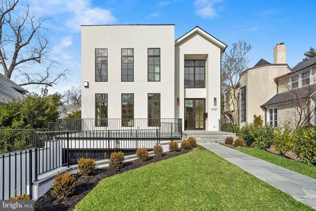 4537 Lowell Street NW, WASHINGTON, DC 20016 (#DCDC511248) :: The Mike Coleman Team