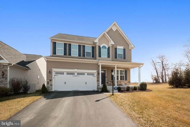 214 Mosaic Court, STEPHENSON, VA 22656 (#VAFV162550) :: Berkshire Hathaway HomeServices McNelis Group Properties