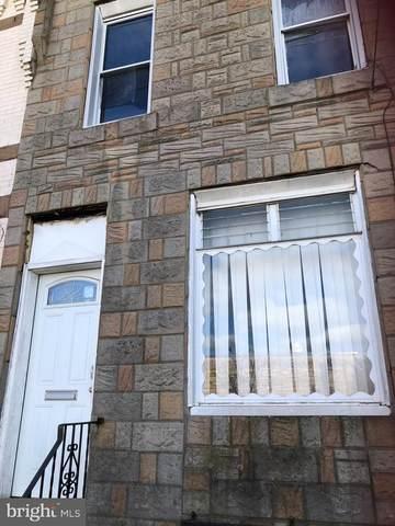2542 W York Street, PHILADELPHIA, PA 19132 (#PAPH993938) :: Linda Dale Real Estate Experts