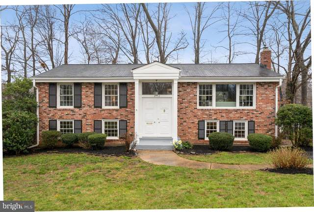 9112 Saranac Court, FAIRFAX, VA 22032 (#VAFX1184996) :: SURE Sales Group