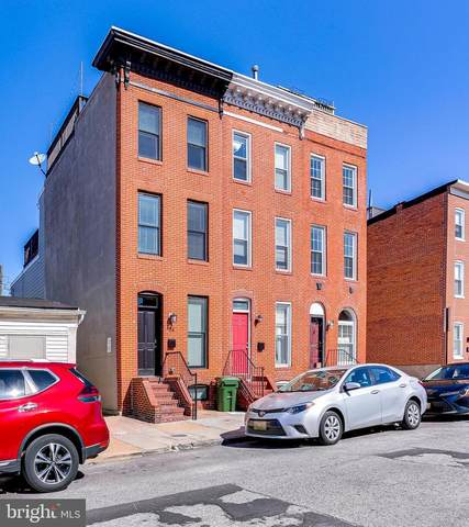 14 W Randall Street, BALTIMORE, MD 21230 (#MDBA542256) :: The Yellow Door Team