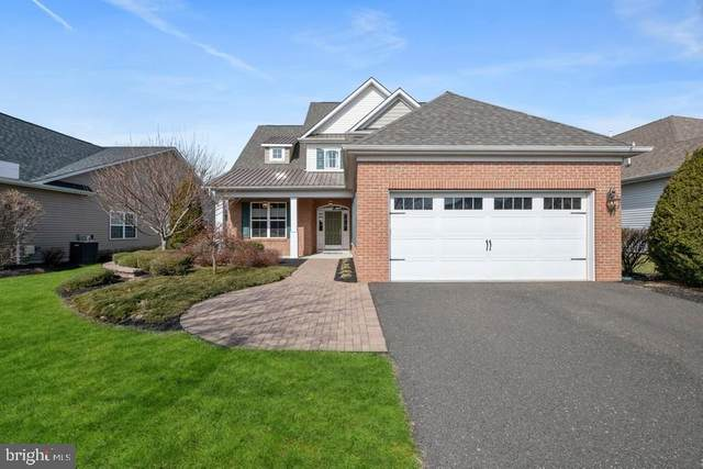 20 Tuscany Drive, PRINCETON JUNCTION, NJ 08550 (MLS #NJME308778) :: The Sikora Group