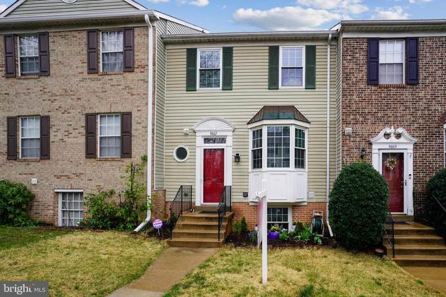 9667 Eaton Woods Place, LORTON, VA 22079 (#VAFX1185080) :: Debbie Dogrul Associates - Long and Foster Real Estate