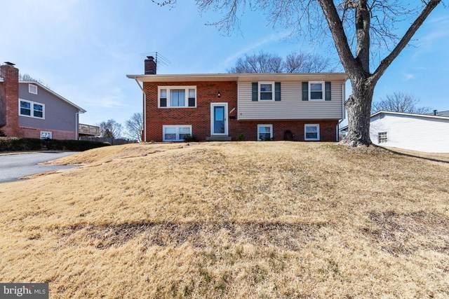 9749 Copeland Drive, MANASSAS, VA 20109 (MLS #VAPW516506) :: Maryland Shore Living | Benson & Mangold Real Estate