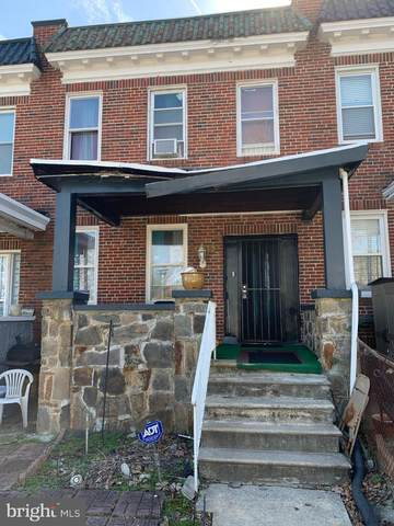 1409 Carswell Street, BALTIMORE, MD 21218 (#MDBA542292) :: Jim Bass Group of Real Estate Teams, LLC