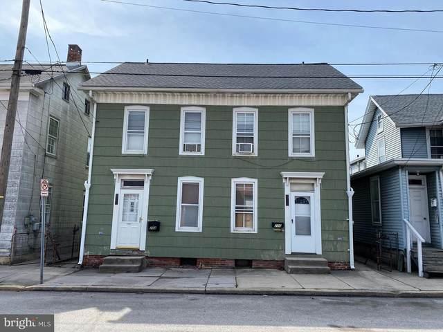 204 - 206 N Franklin Street, HANOVER, PA 17331 (#PAYK154108) :: The Joy Daniels Real Estate Group