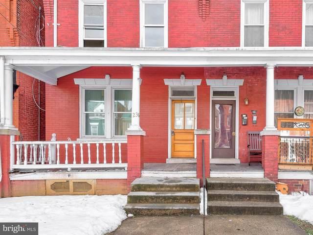 236 E Ross Street, LANCASTER, PA 17602 (#PALA178396) :: Colgan Real Estate