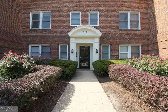 719 S Saint Asaph Street #305, ALEXANDRIA, VA 22314 (#VAAX256930) :: Debbie Dogrul Associates - Long and Foster Real Estate