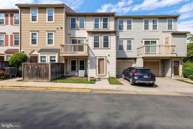 14503 Wexhall Terrace 5-55, BURTONSVILLE, MD 20866 (#MDMC747426) :: Ram Bala Associates | Keller Williams Realty