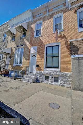 30 N Clinton Street, BALTIMORE, MD 21224 (#MDBA542324) :: Dart Homes