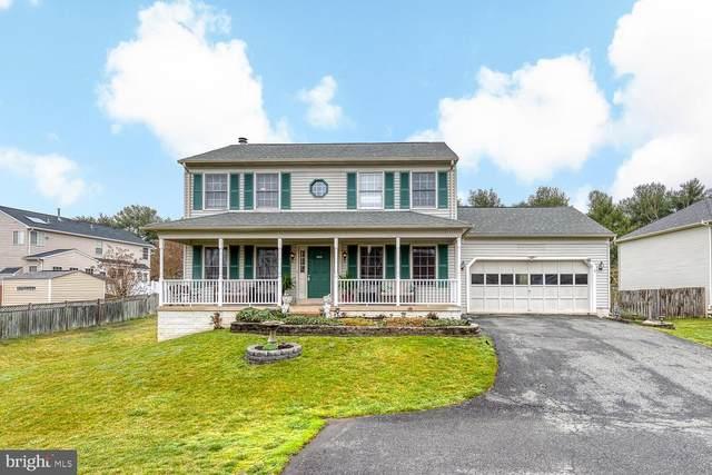 3 Little Brook Circle, FREDERICKSBURG, VA 22405 (#VAST229848) :: Berkshire Hathaway HomeServices McNelis Group Properties
