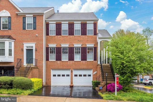 3022 Barden Oaks Court, OAKTON, VA 22124 (#VAFX1185170) :: The Redux Group