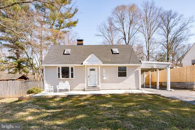 3107 Annandale Road, FALLS CHURCH, VA 22042 (#VAFX1185182) :: Debbie Dogrul Associates - Long and Foster Real Estate