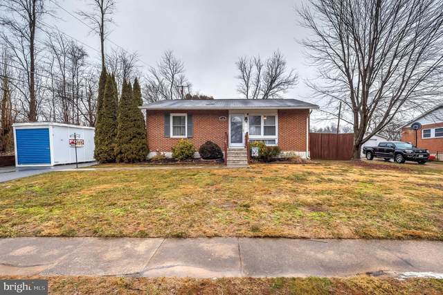 110 Conewood Avenue, REISTERSTOWN, MD 21136 (#MDBC521790) :: The MD Home Team