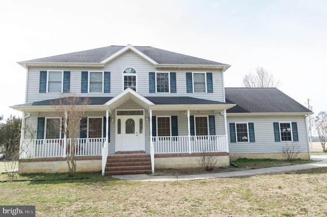 150 Wright Street, PRESTON, MD 21655 (#MDCM125194) :: Crossman & Co. Real Estate