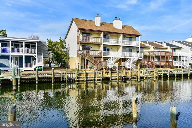 609-B 94TH Street 2B, OCEAN CITY, MD 21842 (#MDWO120716) :: Network Realty Group