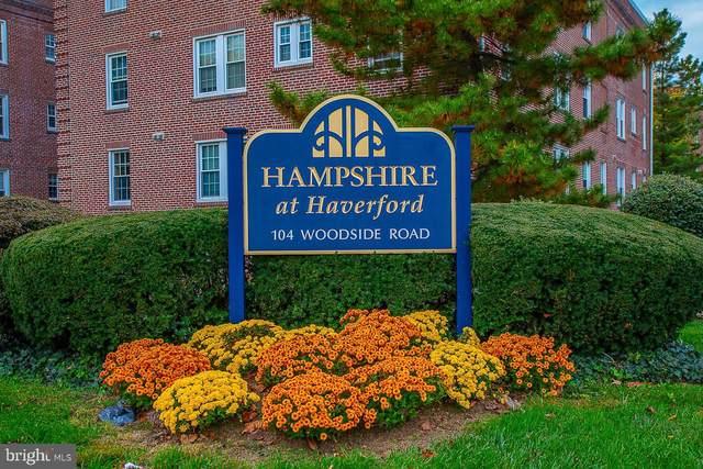 104 Woodside Road C205, HAVERFORD, PA 19041 (#PAMC685064) :: REMAX Horizons