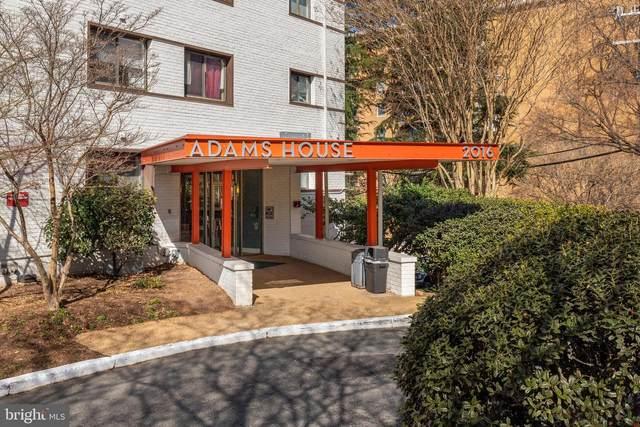 2016 N Adams Street #108, ARLINGTON, VA 22201 (#VAAR177544) :: Colgan Real Estate