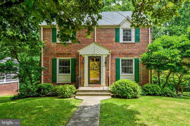 311 Windsor Street, SILVER SPRING, MD 20910 (#MDMC747490) :: Network Realty Group
