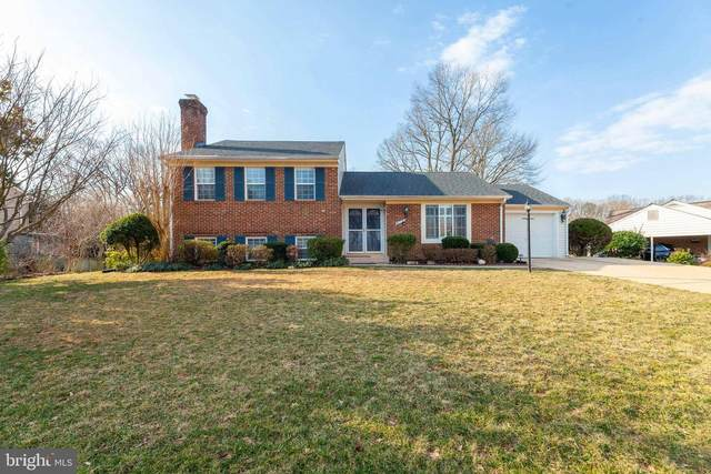 6115 Redwood Lane, ALEXANDRIA, VA 22310 (#VAFX1185278) :: The Miller Team