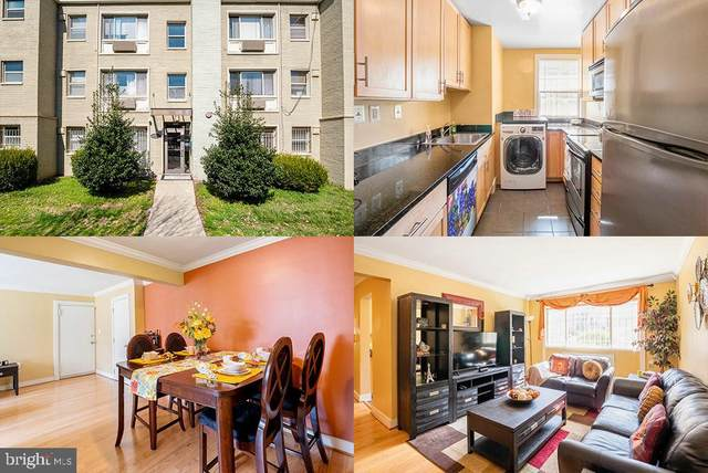 2832 Hartford Street SE #104, WASHINGTON, DC 20020 (#DCDC511468) :: Advance Realty Bel Air, Inc