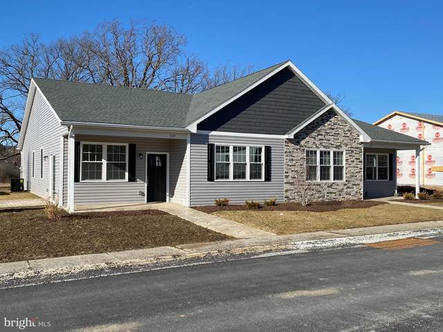 109 Candlewick Court, FROSTBURG, MD 21532 (#MDAL136380) :: The Riffle Group of Keller Williams Select Realtors