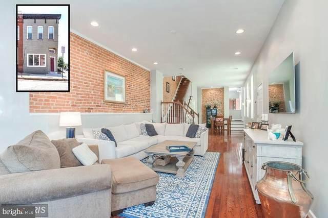 3201 Foster Avenue, BALTIMORE, MD 21224 (#MDBA542430) :: Corner House Realty