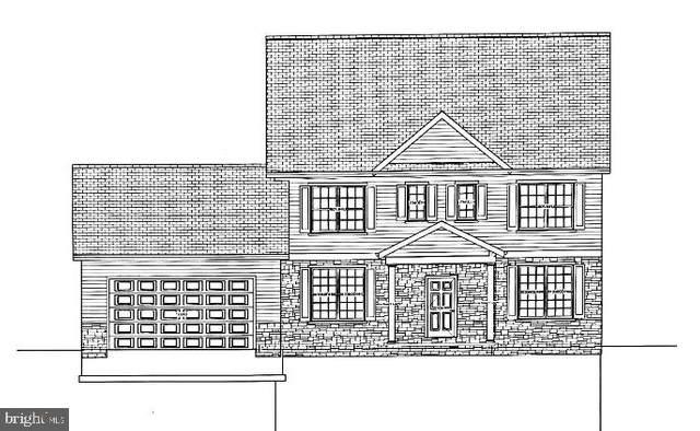 690 Grandon Way Lot 140, MECHANICSBURG, PA 17050 (#PACB132664) :: Flinchbaugh & Associates