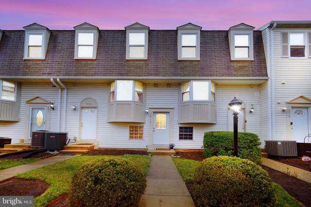 7915 Hugh Mullen Drive #80, MANASSAS, VA 20109 (#VAPW516634) :: Jacobs & Co. Real Estate