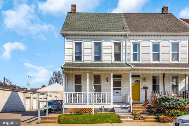 1535 Monroe Street, YORK, PA 17404 (#PAYK154174) :: Liz Hamberger Real Estate Team of KW Keystone Realty