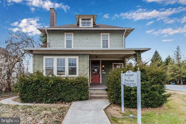 28 N 32ND Street, CAMP HILL, PA 17011 (#PACB132674) :: The Joy Daniels Real Estate Group
