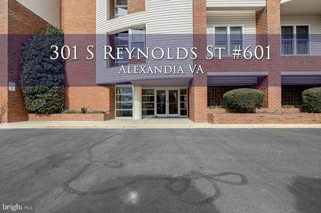 301 Reynolds Street S #601, ALEXANDRIA, VA 22304 (#VAAX257002) :: Corner House Realty