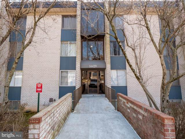 14429 Parkvale Road #3, ROCKVILLE, MD 20853 (#MDMC747614) :: Gail Nyman Group