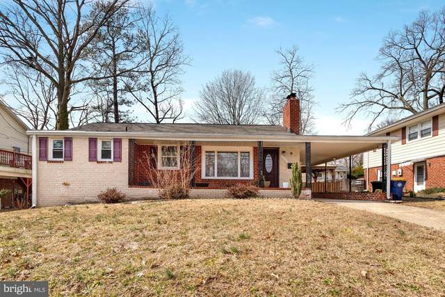 6120 85TH Place, NEW CARROLLTON, MD 20784 (#MDPG599416) :: The MD Home Team